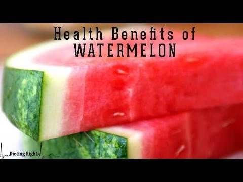 Health Benefits of Watermelon | Ventuno Dieting Right