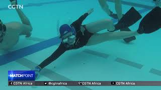 South Africa -Underwater Hockey