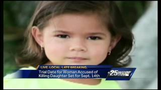 Judge sets trial date for woman accused of killing toddler