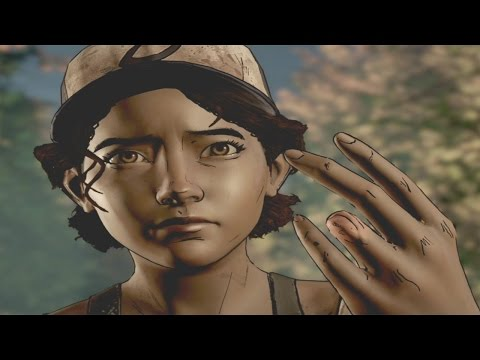 The Walking Dead Game Season 3 - ALONE Scene