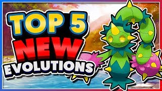 Top 5 New Evolutions for Pokémon Sword & Shield!