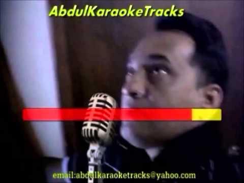 ankhiyon ko rehne de karaoke