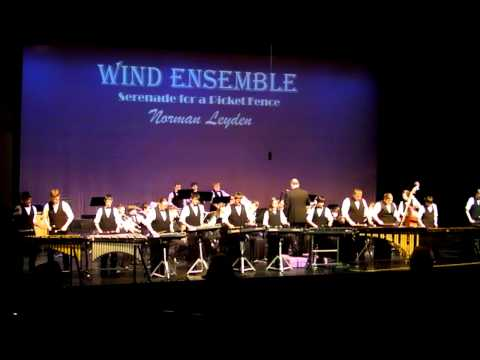 Moses Lake High School Band: Serenade For A Picket fence
