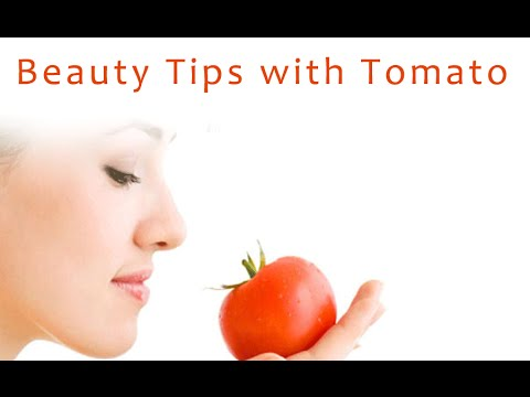 Beauty Secrets with Tomato (Get Radiant Skin Instantly) - By indus womenchannel
