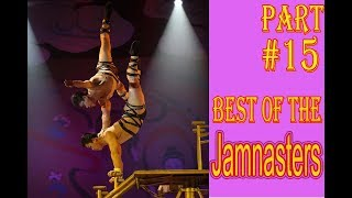 World best Gymnast Little Girl in Lucky Irani Circus The outstanding show of Girl Gymnastic Part 15