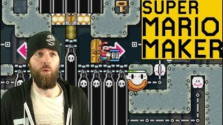 I'm NOT Comfortable Celebrating Yet // SUPER EXPERT NO SKIP [#23] [SUPER MARIO MAKER]