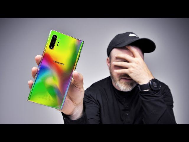 I'm Switching To The Galaxy Note 10 thumbnail