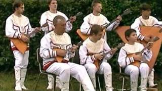 Yesterday The Beatles Is Played By Balalaika Orchestra