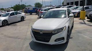 2019 Honda Accord Sedan Muskogee, Pryor, Broken Arrow, Tulsa, Fort Gibson, OK H1514