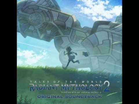 Tales of the World Radiant Mythology 2 OST - 222 - Flyaway (...