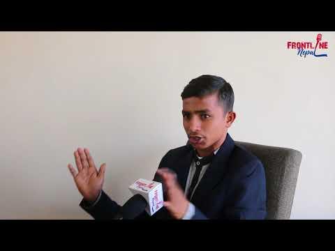 Download केपी ओलीको जस्तै सपना बोकेका अर्का केपी || Frontline Nepal || KP Khanal Interview