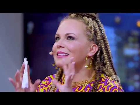 Carolina Sabino en The Suso's Show - Caracol Televisión