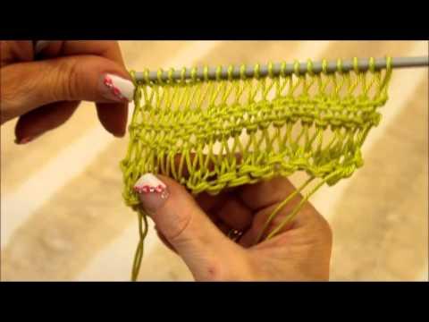 Knitting by Hobby Lobby Mavromatis (Πλέξιμο με βελόνες)