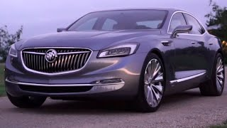2016 Buick Avenir DRIVING / Interior / NO Engine Sound Detroit 2015 NAIAS Commercial CARJAM TV 4K