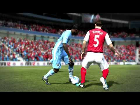 FIFA 12 - Trailer Manchester City