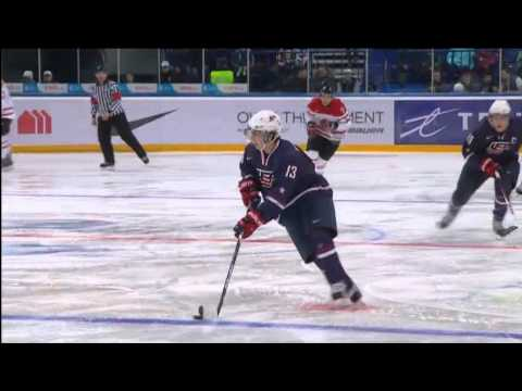 Canada-USA 1-5.Канада-США - 2013 IIHF Ice Hockey U20 World Championship 03.01.13