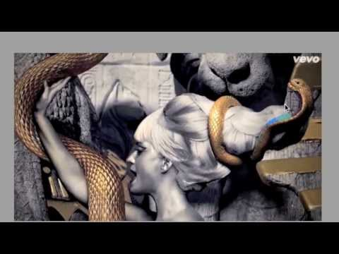 Katy Perry - Dark Horse Music Video Decoded