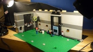 Behind the Scenes |  LEGO Redemption of P-Squiddy