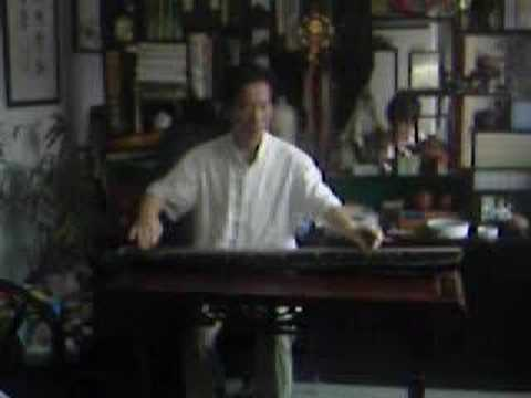 Guqin Solo (Traditional Chinese Instrument)