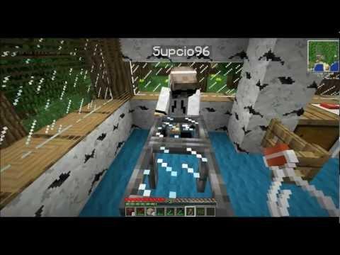 Minecraft (Multiplayer) Mody #10 - Szaleństwo z sensem bez sensu.