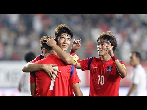 The Laos national football team