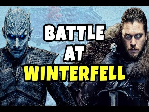 How The Night King Wins! The Battle For Winterfell Game Of Thrones Season 8 Theory