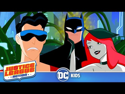 Justice League Action | Something in the Hair | Episode 16
