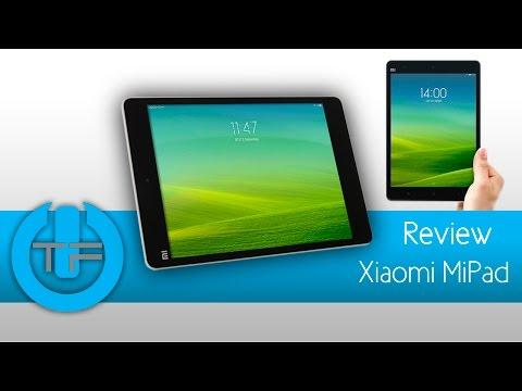 Xiaomi MiPad Tableta de bajo valor alto rendimiento