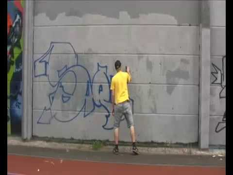 GRAFFITI BATTLE 2