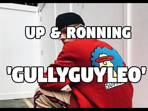 Up & Ronning - The GullyGuyLeo Interview