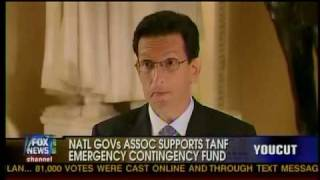 Republican Whip Eric Cantor Discusses The First YouCut Results & The New Set Of YouCut Proposals