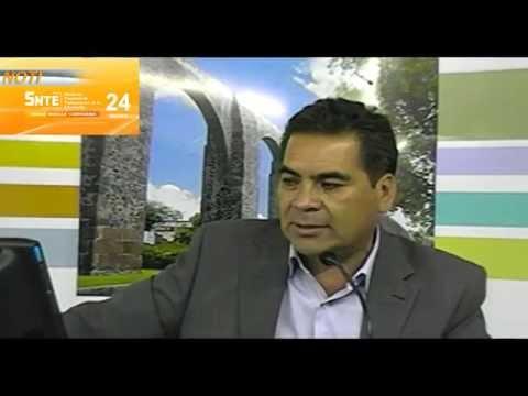 Noti SNTE Sección 24 Querétaro 27 de Nov