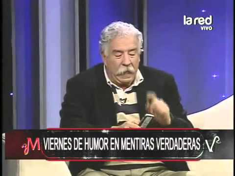 El Profesor Rossa y su chiste largo en Viernes de Humor Sin Censura