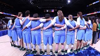 2017 American Women's Basketball Championship Day 2 Tulane Post Game Press Conference