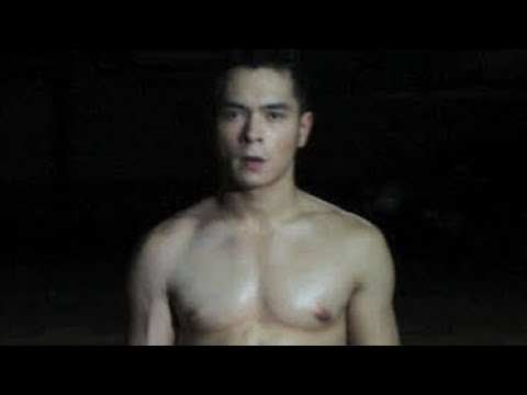Jake Cuenca at the Cosmo Bachelors Bash