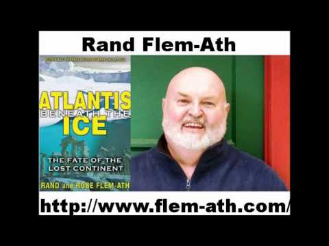 Atlantis Beneath The Ice interview