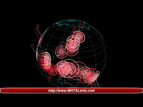Global Earthquake Update April 27th 2012