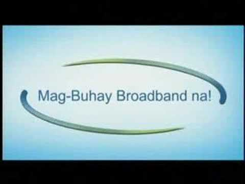 Globe Broadband Tattoo Show Tvc