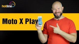 Moto X Play – обзор смартфона компании Lenovo-Motorola