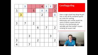 """How To Solve """"Cave"""" Logic Puzzles"""