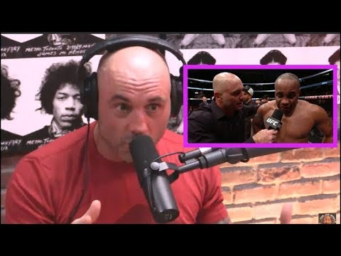"Joe Rogan Apologizes for Interviewing Daniel Cormier after Jon Jones KO ""I Fucked Up"""