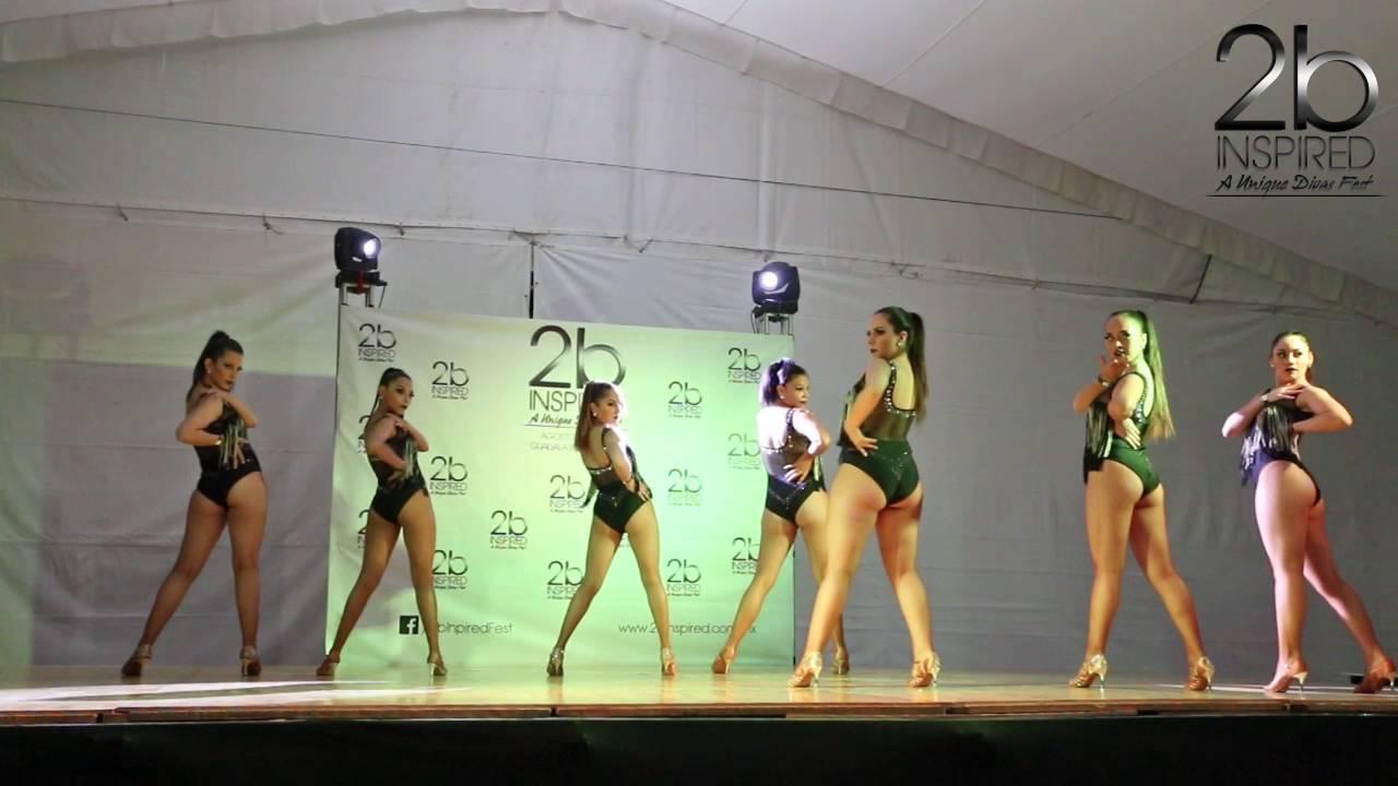 Pa' La Rumba | 2do Lugar, Team Shines Bachata | 2b Inspired 2016