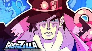 ORA ORA ORA (JoJo's Bizarre Adventure Animation + Process) - Gregzilla