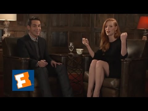 Jessica Chastain, Zero Dark Thirty, Oscars 2012 | The Frontrunners | FandangoMovies