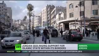 Islamic State inside: Jihadists attract increasing support in Jordan