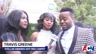 Portia Asare of ACN interviews Travis Greene & Hollywood Actress Loretta Devine