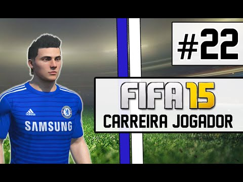 FIFA 15 - Carreira Jogador #22 - O Azul da Barclays! [PS4]