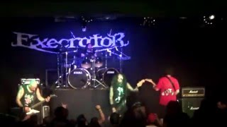 EXECRATOR - Death of god (live)