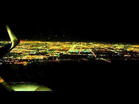 American Airlines Boeing 737-800 Takeoff Los Angeles International Airport
