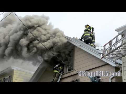 Dwelling Fire - St. Clair, PA - 05/07/2014